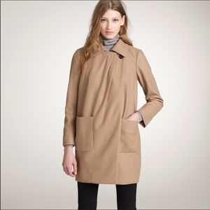 J. Crew wool/ cashmere coat